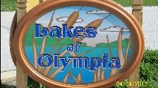 Lakes of Olympia