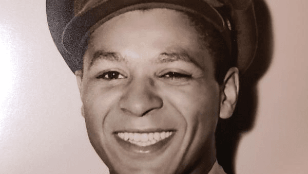 Capt. Martin, Tuskegee Airman